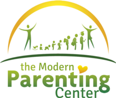 modern parenting center logo