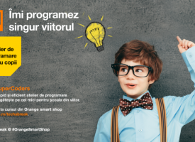 Platforma Tech a Break – Pauza de tehnologie din Orange smart shop