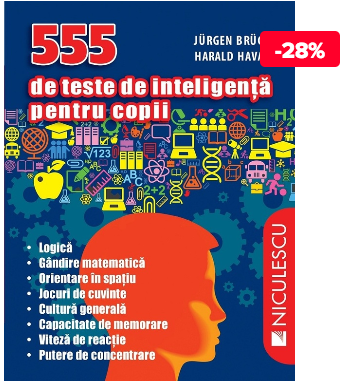 teste inteligenta copii