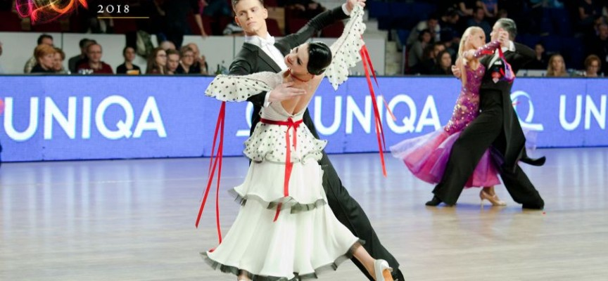 Elita dansului sportiv vine in Romania, la DanceMasters 2018