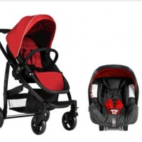 Carucior Graco Evo Trio, 3 in 1