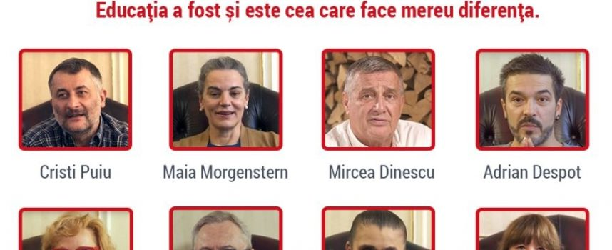 Bookland: Educatia face mereu diferenta