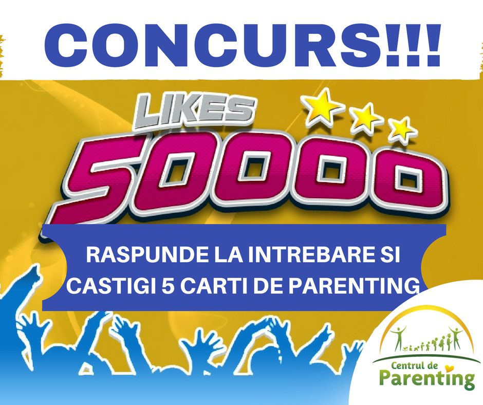 CONCURS 50.000 LIKES
