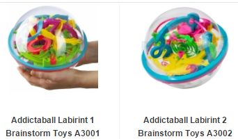 addictaball labirint