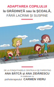 ebook parenting adaptarea la gradinita